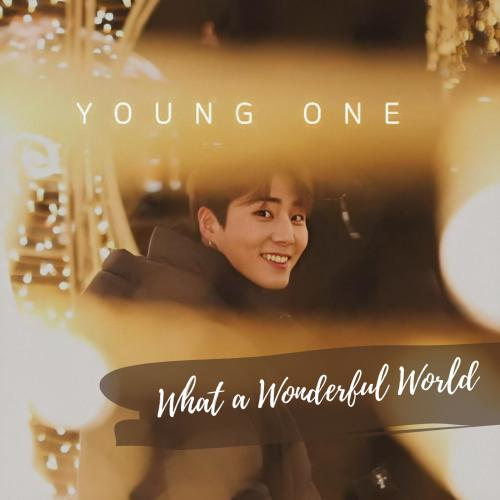 Young K (DAY6) - What A Wonderful World